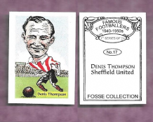 Sheffield United Denis Thompson 17 (FC)